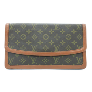Louis Vuitton Louis Bag Clutch Unisex / Monogram Pochette Dam M51812 Discontinued Vintage