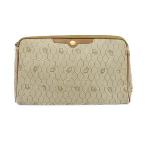 Christian Dior Bag Clutch / Beige Vintage