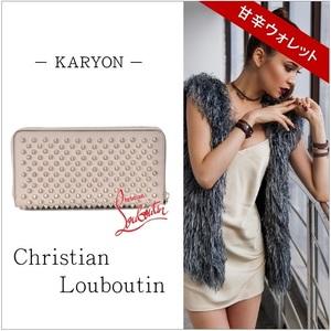 クリスチャン・ルブタン(Christian Louboutin) 1165065 レディース ピンク 財布