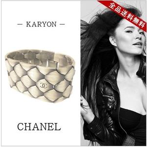 シャネル(Chanel) 合金 ブレスレット シルバー 98A
