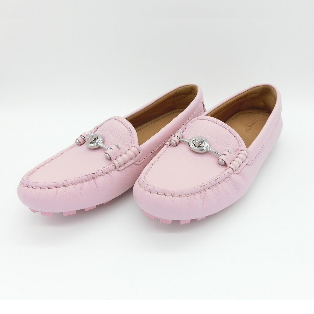 Women's Driving Shoes (Pink) Q7128