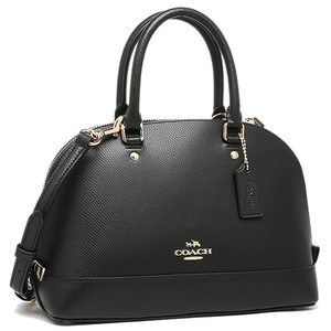454b881bfaf3 Coach Leather F37217 Women s Leather Bag Black