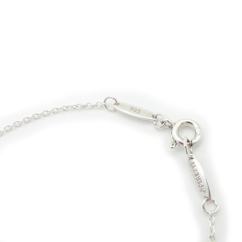 ティファニー(Tiffany) ティファニー【Tiffany】オープンハート ブレスレット Ag925 レディース シルバー