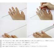 ヴァンドーム青山(Vendome Aoyama) ハート シルバー925 カジュアル リング シルバー