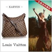 Louis Vuitton Damier Bloomsbury PM N42251 Women's Shoulder Bag Ebene