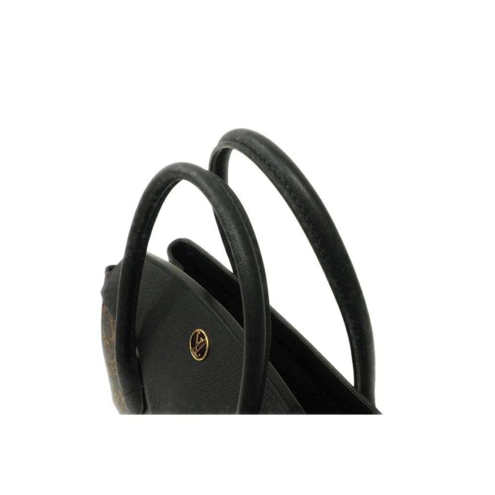 Louis Vuitton Monogram Florine M42269 Women's Handbag Noir