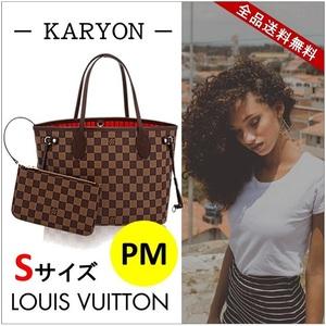 Louis Vuitton Damier N41359 Women's Bag Ebene,Brown,Damier Canvas