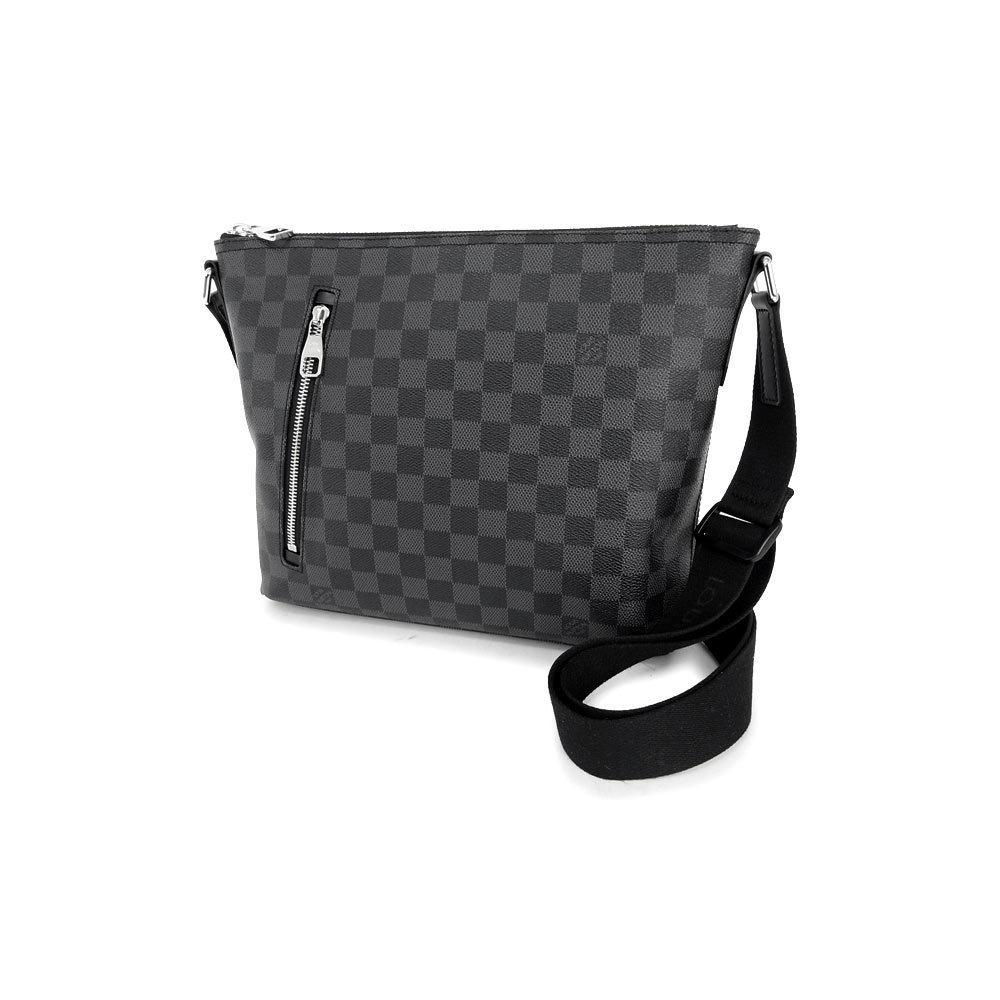 Louis Vuitton Mick PM Messenger Bag Damier Graphite N41211