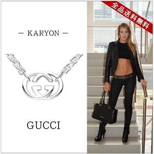 Gucci Trademark Silver 925 Pendant (Silver)