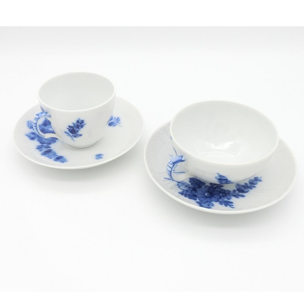 ロイヤル・コペンハーゲン(Royal Copenhagen) 磁器 コーヒーカップ (ブルー)