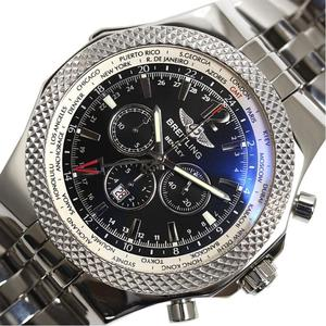 Breitling Bentley Automatic Stainless Steel Men's Watch A 47362