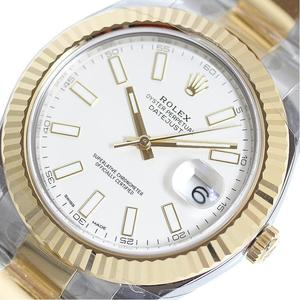 Rolex Day-Date II Automatic Stainless Steel,Yellow Gold (18K) Watch 116333