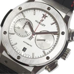 Hublot Classic Automatic Stainless Steel Watch Fusion