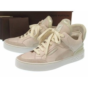 Louis Vuitton Louis Men's Sneakers (Ivory) Kanye West Dons