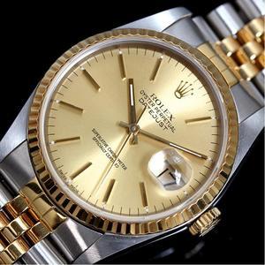 Rolex Datejust Automatic Men's Watch K18SS