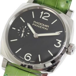 Officine Panerai Radiomir Mechanical Stainless Steel Watch PAM00574 3 Days Acciaio