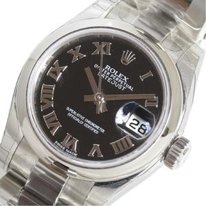 Rolex Datejust Automatic Stainless Steel Women's Watch 179160