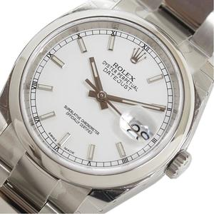 Rolex Datejust Automatic Stainless Steel Watch 116200