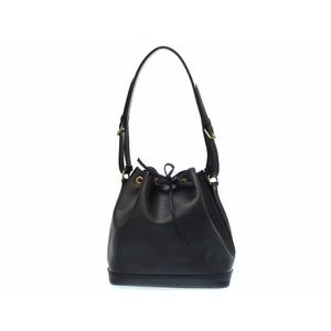 Louis Vuitton Epi M40752 Women's Shoulder Bag Black,Gold,Noir