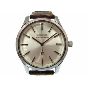 Citizen Chronomaster Mechanical Stainless Steel Men's Watch