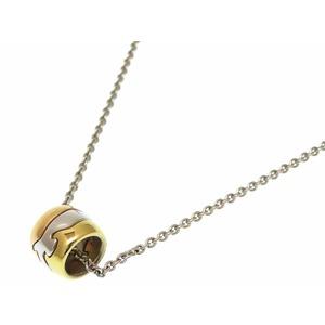 Georg Jensen White Gold (18K) Unisex Necklace (White Gold) 750スリーゴールド