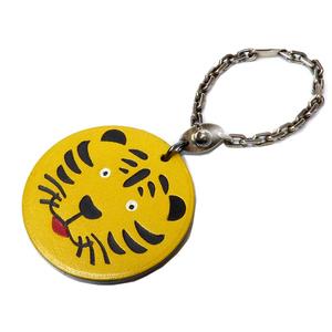 Er New Hermes Tiger Key Holder 2010 Osaka Takashimaya Limited 0333 Accessories