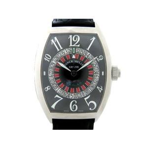 Franck Muller Frank Muller 8880 Vegas Automatic Men's Watch Ceremony 33franck Mull Roulette Big Face