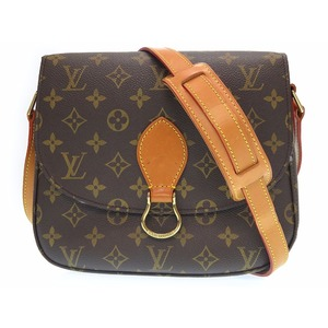Louis Vuitton Saint-Cloud Shoulder Bag Monogram M51242