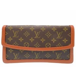 Louis Vuitton Monogram Pochette Dame PM M51812 Women's Clutch Bag Monogram