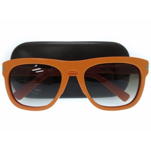 Louis Vuitton Men's Sunglasses Orange Z0566E