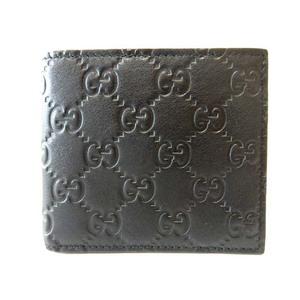 Gucci Men's Leather Wallet Black