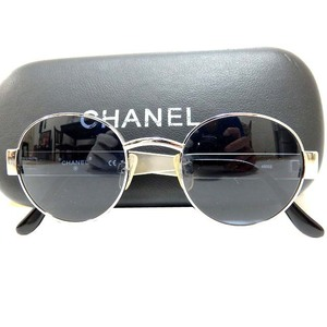 Chanel Sunglasses Silver