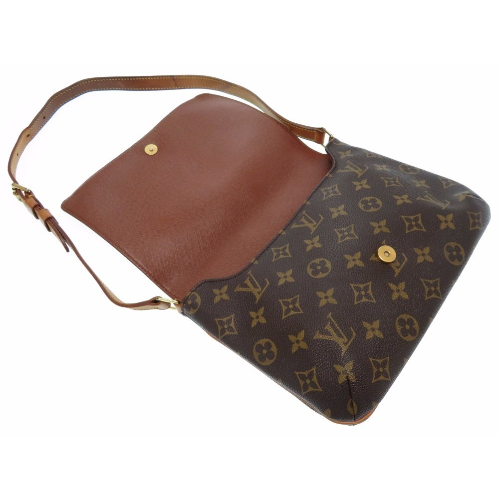 7dbc06f22563 Louis Vuitton Musette Tango Short Strap M51257 Shoulder Bag Monogram 0041