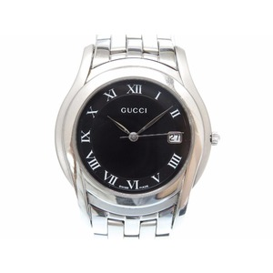 Gucci Quartz Stainless Steel Men's Watch 5500M