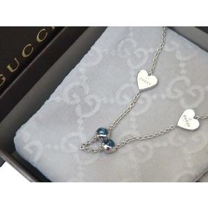 Gucci Silver 925 Topaz Necklace
