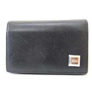 Gucci Leather Card Case Black