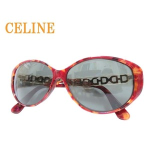 Celine Women's Sunglasses Red