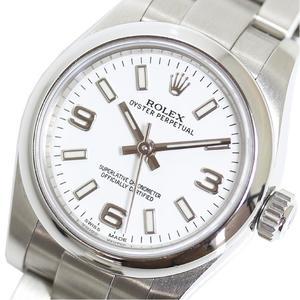Rolex Automatic Stainless Steel Women's Watch ROLEX 176200