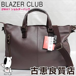 Blazer Club 26560 Men's Leather Briefcase Chocolate