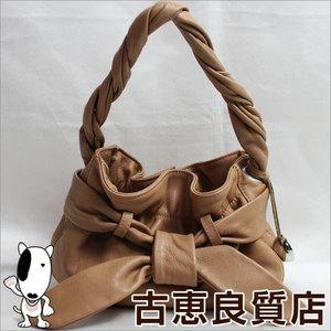 Furla Leather Leather Handbag Brown