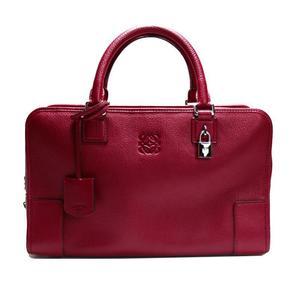 Loewe Amazona 352.35.A22 Women's  Handbag Silver