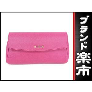 Fendi Leather Leather Bag Pink