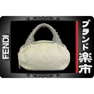 Fendi Leather Leather Handbag White