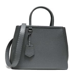 Fendi Cereia Too Jules 2 Way Handbag 8 Bh 253 Q 0 J F N 9 A Gray Ladies