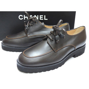 Chanel Women's Shoes (Brown) サイズ36.5