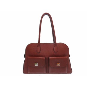 Hermes Kara カラバス44 Women's Togo Leather Tote Bag