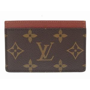 Louis Vuitton Monogram Monogram Card Case Monogram M61733