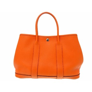 Hermes Garden Women's  Handbag Orange