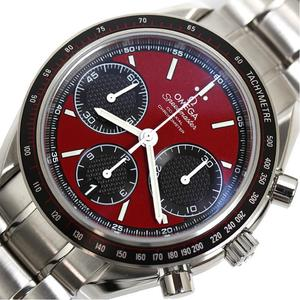 Omega Speedmaster Racing 326.30.40.50.11.001 Automatic Red × Black Men's Chronograph Watch