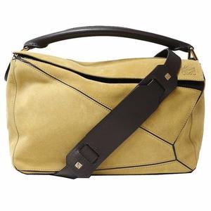 Loewe Puzzle 322.61.K74 Women's  Bag Gold